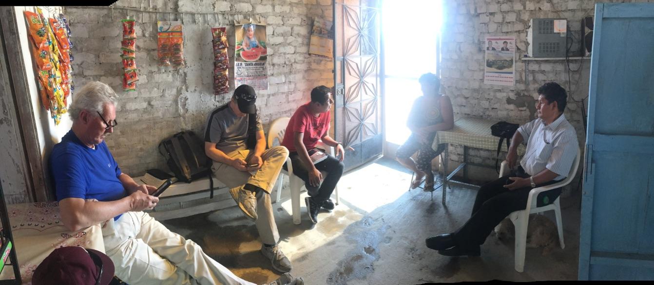 Home Studies in Peru