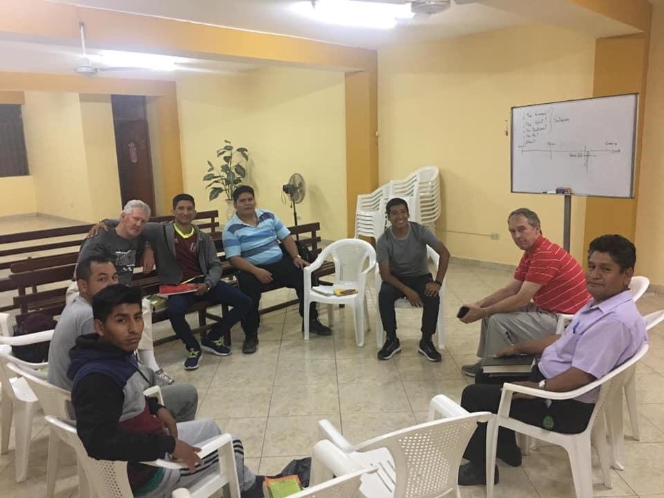 Group Studies in Peru